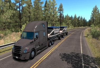 [ATS] Multiple Trailers in traffic 1.38.x