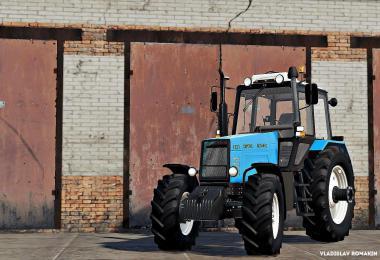Belarus MTZ 1221 v2.0.5.1