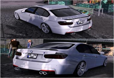 BMW F30 M Package v1.1 1.38.x