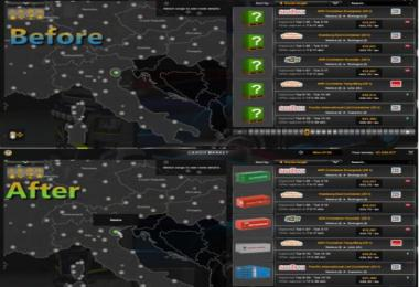 Cargo Market Icon Fix Shipping Container Cargo Pack v2.2