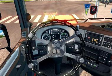 Chain Steering Wheel 1.38