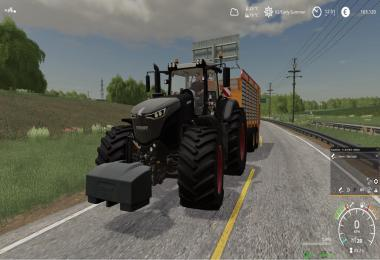 Fendt 1050 with gearshift sound v1.0.0.0