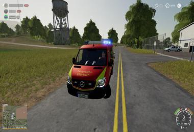 Fire brigade Ellerbach Sprinter v1.2