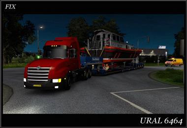 Fix for URAL 6464 v1.0