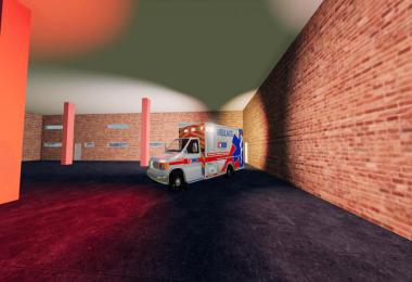 Ford E350 Type 3 Ambulance v1.0.0.0