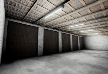 Garage for machines v1.0.0.1