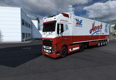 Heveck Vriesvers BV skinpack v1.0