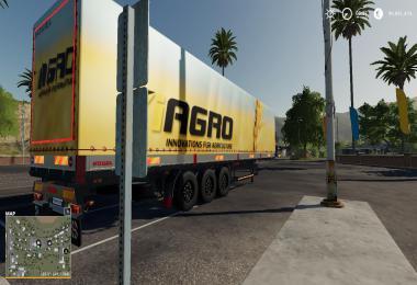 IAgro Kogel Autoloader Trailer v1.0