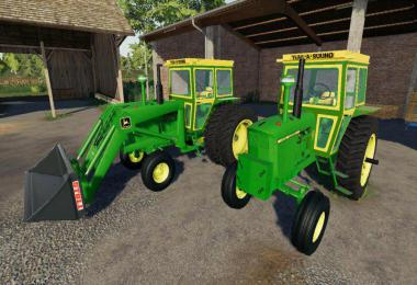 John Deere 4000 SERIES YEAR-A-ROUND v1.0.0.0