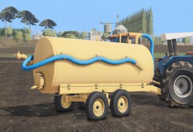 Liquid Organic Fertilizer Dispenser v1.0.0.0