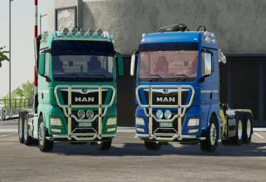 MAN TGX Forest Semitrailer Pack v1.1.0.1