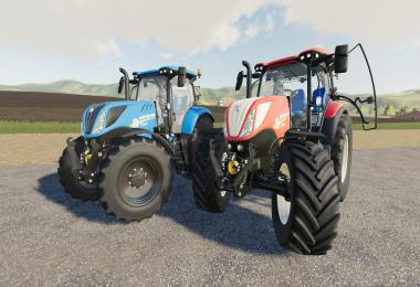 New Holland T7S Series v1.0.0.0