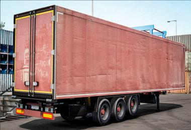 Old Red Trailer for your own Krone trailer v1.0