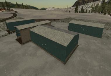 Pack Bunker Silo Covered v1.0.0.0
