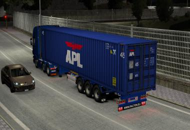 Pacton Container Pack 1.38