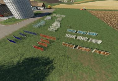 Placeable Fence System v1.0.0.0