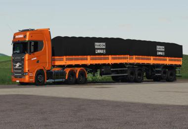 Randon Bitrem Short Bulk Carrier Randon Line R v1.0.0.0
