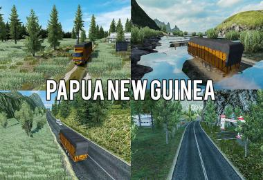 Rework Map Freeport (Papua New Guinea) by OJE_PeJe Team