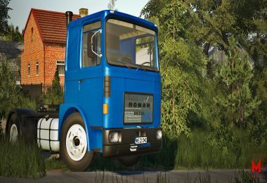 Roman Diesel v0.0.0.1