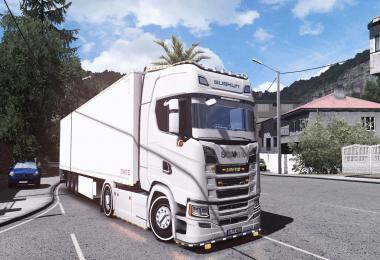 Scania S Custom Edit  1.38