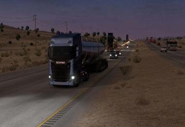SCANIA Trucks Mod v4.0 by Frkn64