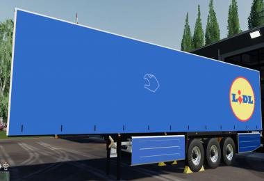 Schmitz Cargobull Lidl v1.0.0.0