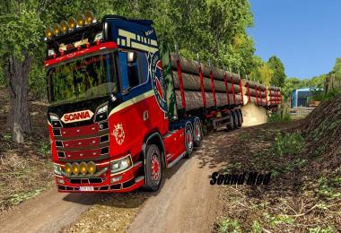 SCS Truck Sounds Reworked MEGAPACK v3.0