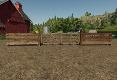 South American Fence Pack v1.0.0.0