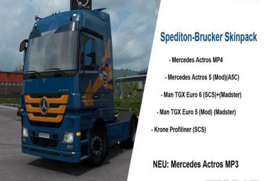 Spedition-Brucker skinpack v1.6