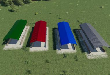 Storage Shed 5 x 15 M v1.0.0.2