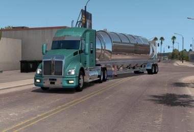 The Heil Superflo Pneumatic Tanker Ownable 1.38