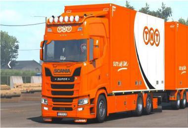 TNT Tandem skin for Scania S by Eugene and Kast v1.0