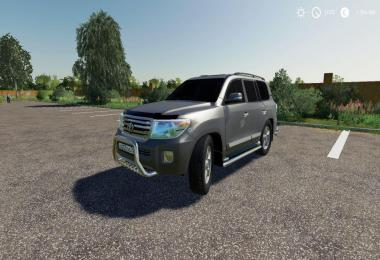 Toyota Land Cruiser 200 2013 V8 v3.0