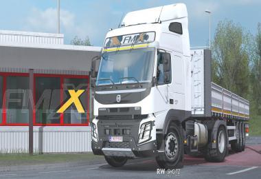 Volvo FM 500 & FMX v1.3