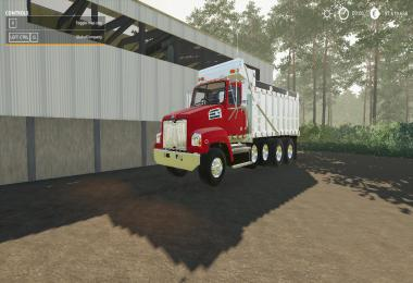WesternStar4700SF dump truck v1.0.0.2