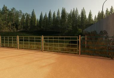 Willow Fence Package (Prefab) v1.0.0.0
