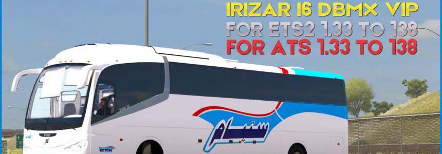 MohSkinner - Irizar i6 - Compagnie de Transports au Maroc v0.4