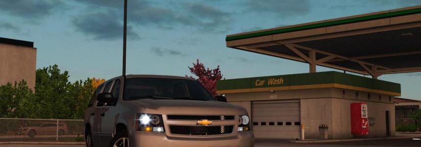 Chevrolet Tahoe 2007 1.38
