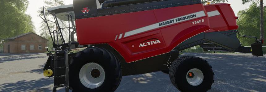 Massey Ferguson Activa 7345 S v1.0.0.0