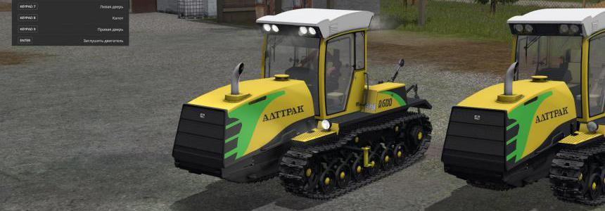 A-600 Alttrak v1.0