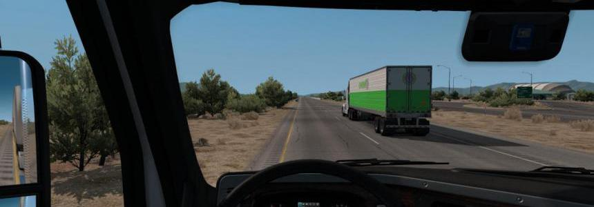 AI Truck Speed for Jazzcat Painted Truck Traffic Pack v1.0