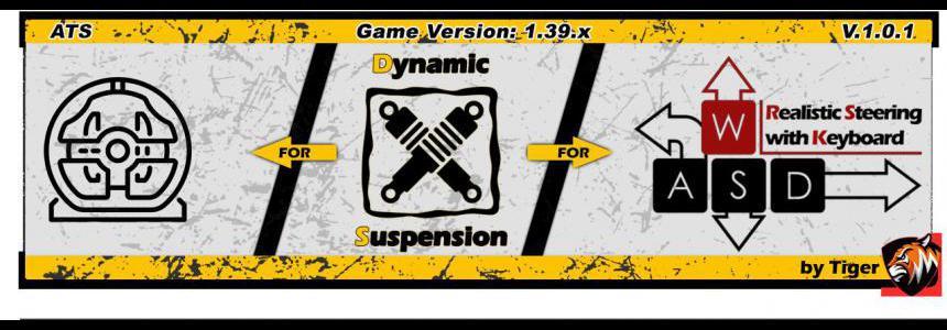 [ATS] Dynamic Suspension v1.0.1