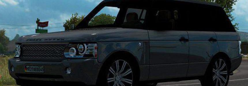 Range Rover Supercharged 2008 v5.0 1.38.x