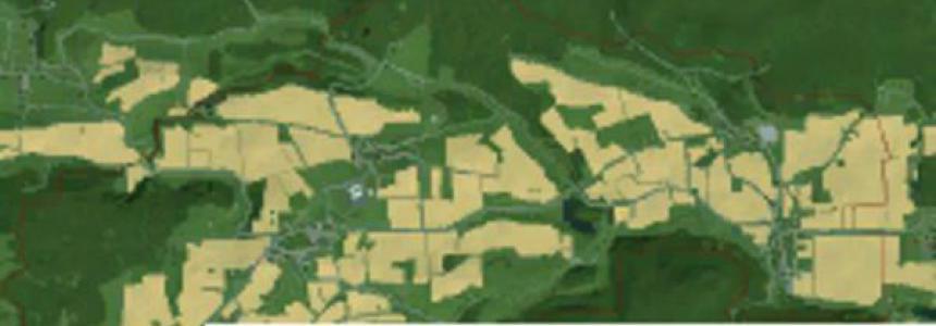 Autodrive courses South Harz Map v1.2.2
