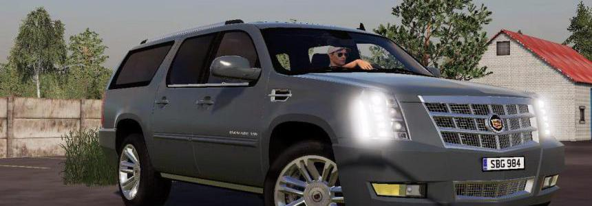 Cadillac Escalade v1.0.0.0
