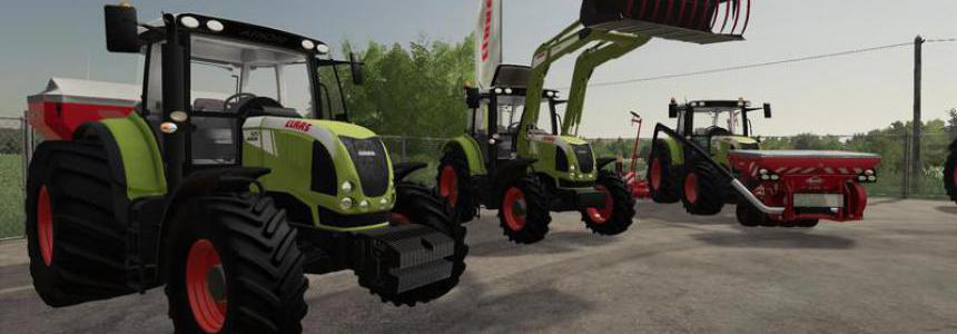 Claas Arion 600 (610, 620, 630, 640) v1.2.2.0