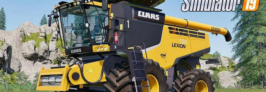 Claas Lexion 780 US v1.0.0.0