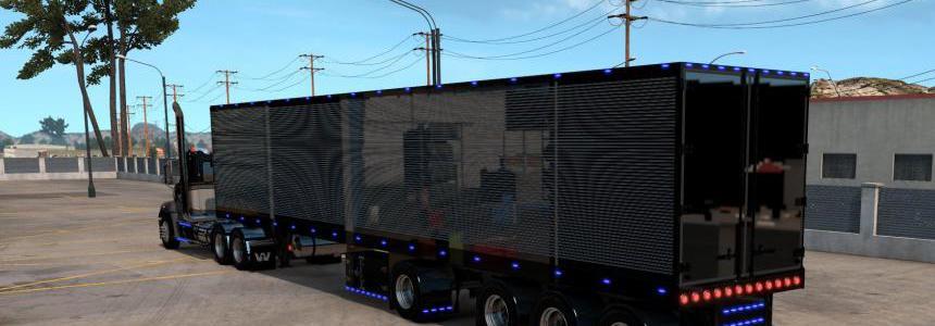 Custom 53ft ownable trailer 1.39