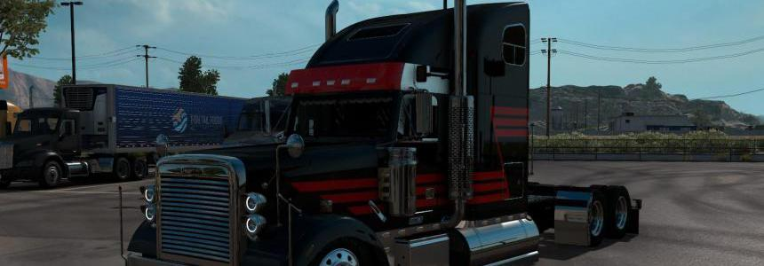 Freightliner classic xl custom 1.39