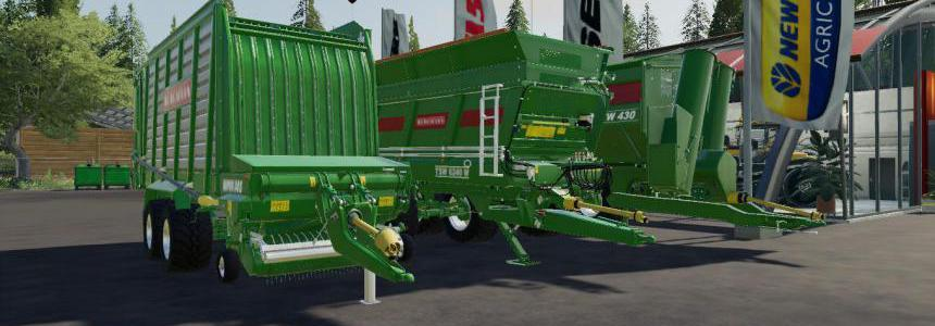 FS19 Bergmann Pack by Stevie